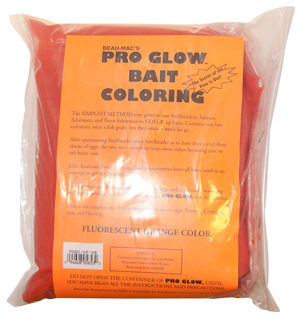 Pro Glow™ Bait Cure/Coloring and Soft Baits