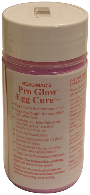 Prow Glow Egg Cure - Natural - 10oz.