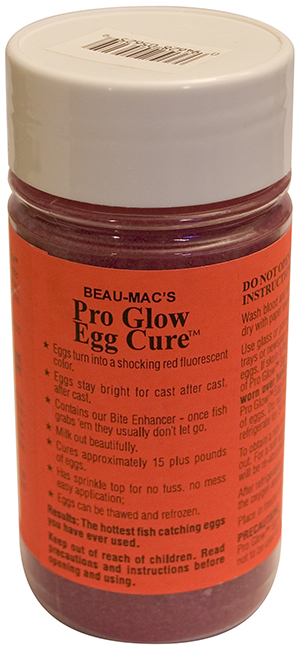 Prow Glow Egg Cure - Red - 10oz.