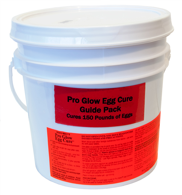 Prow Glow Egg Cure - Red - Guide Pack